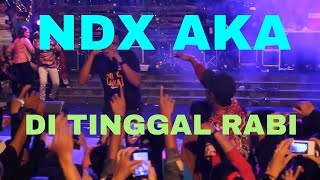 Gambar cover NDX AKA - Ditinggal Rabi (Live in FKY 29 Kota Jogja 2017)
