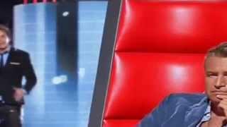 Александр Бон - Я болен  (Голос 3 сезон 6 выпуск 10.10.2014)