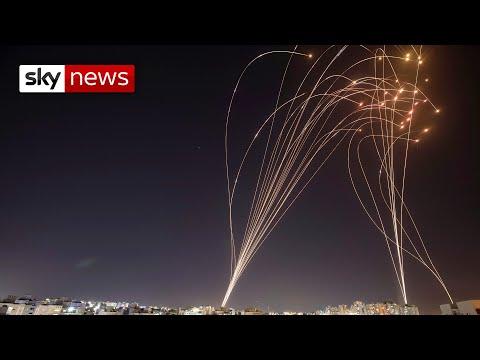 Israel Unrest: Hamas launches rocket attack on Tel Aviv
