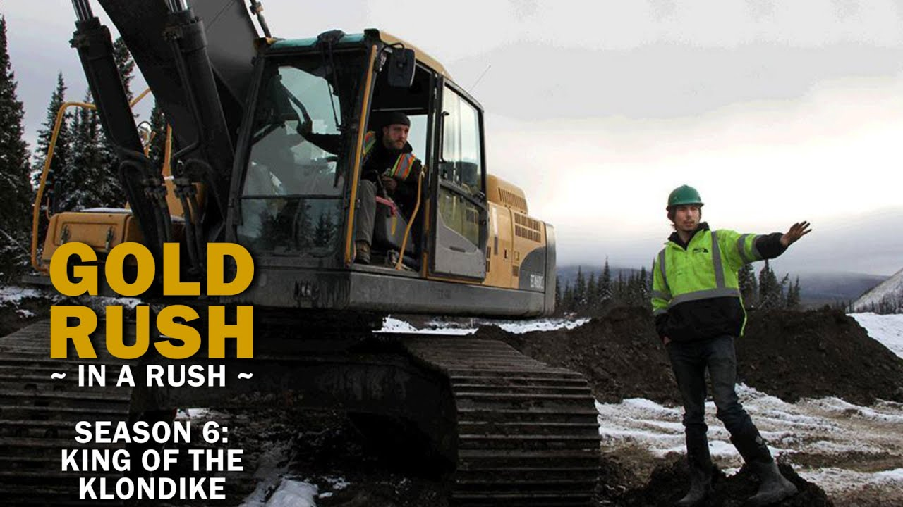 Gold rush season 6 episode 20 king of the klondike gold rush in
