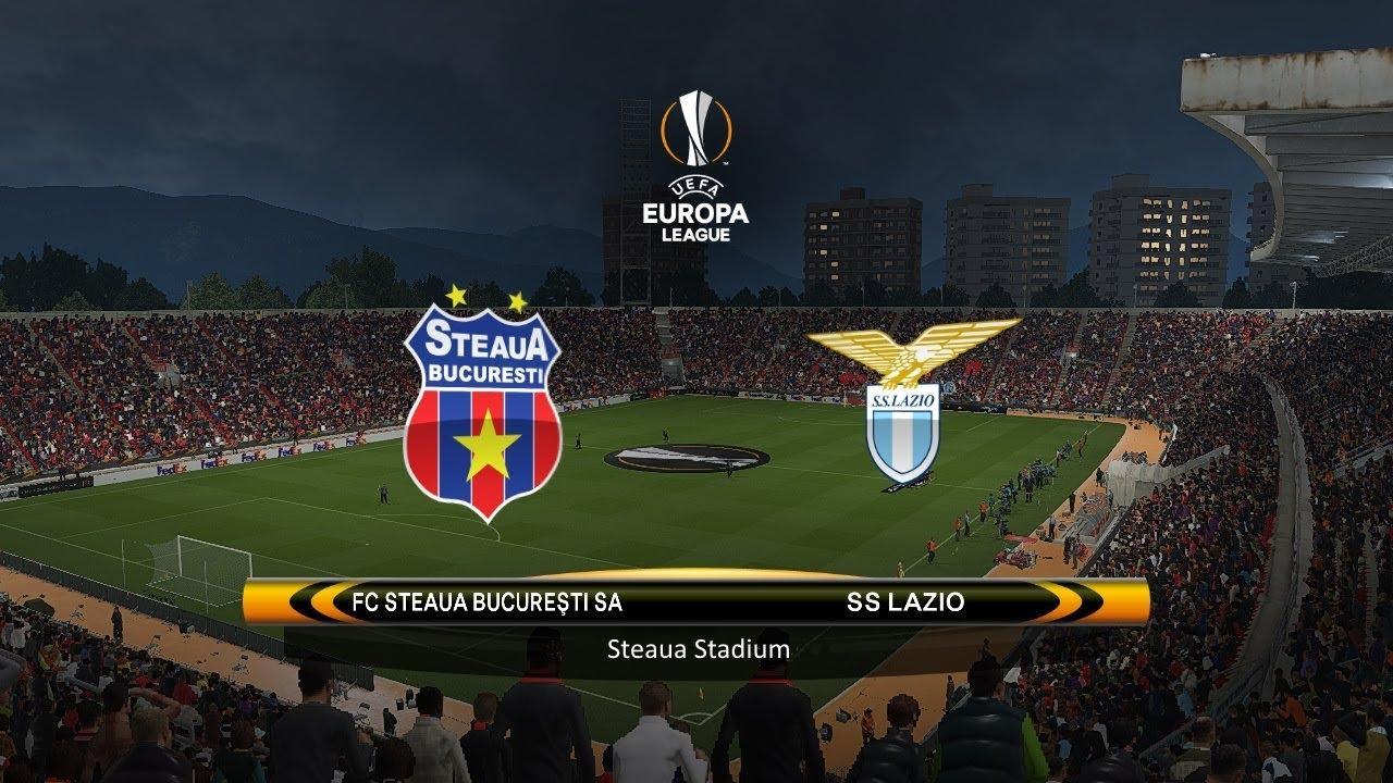 Hasil gambar untuk Steaua Bucuresti vs Lazio