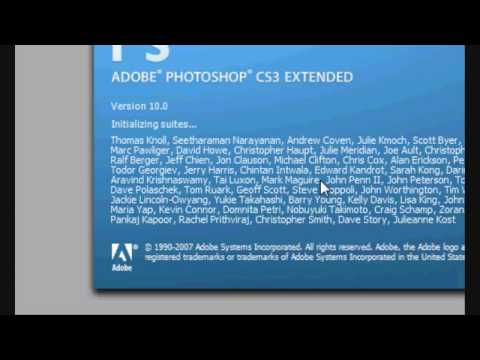 Photoshop Tutorial 1 - Website Banners & Graphical Design