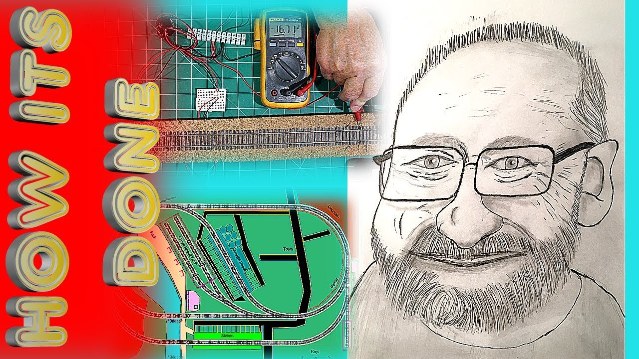 How To Avoid Shorts In A Dc Reversing Section Youtube Ho Model Train Wiring Diagrams On Railroad