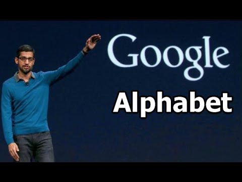 Google Changing its Name to Alphabet?