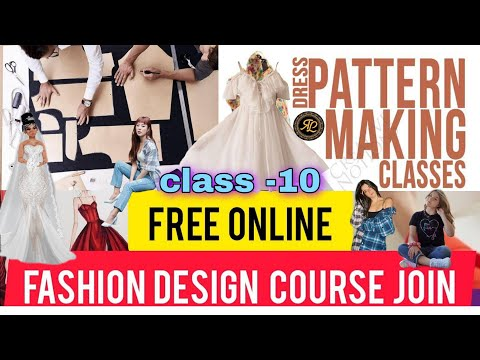 pmt-class--10-/circular-sleeve-pattern/drafting/cutting/free-pattern-making-course-|-circular-sleeve