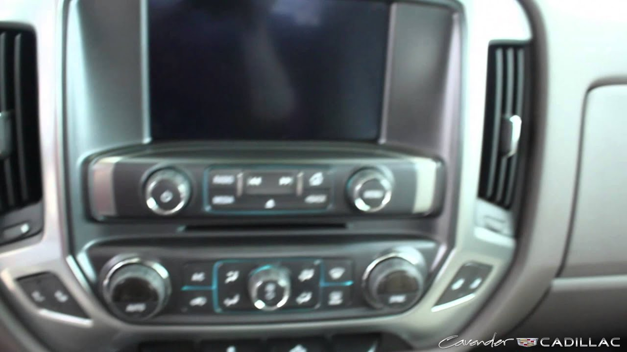 2015 Chevy Silverado Guided Tour | Cavender Chevrolet San Antonio