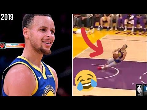 STEPHEN CURRY NEW FUNNY MOMENTS| 2019