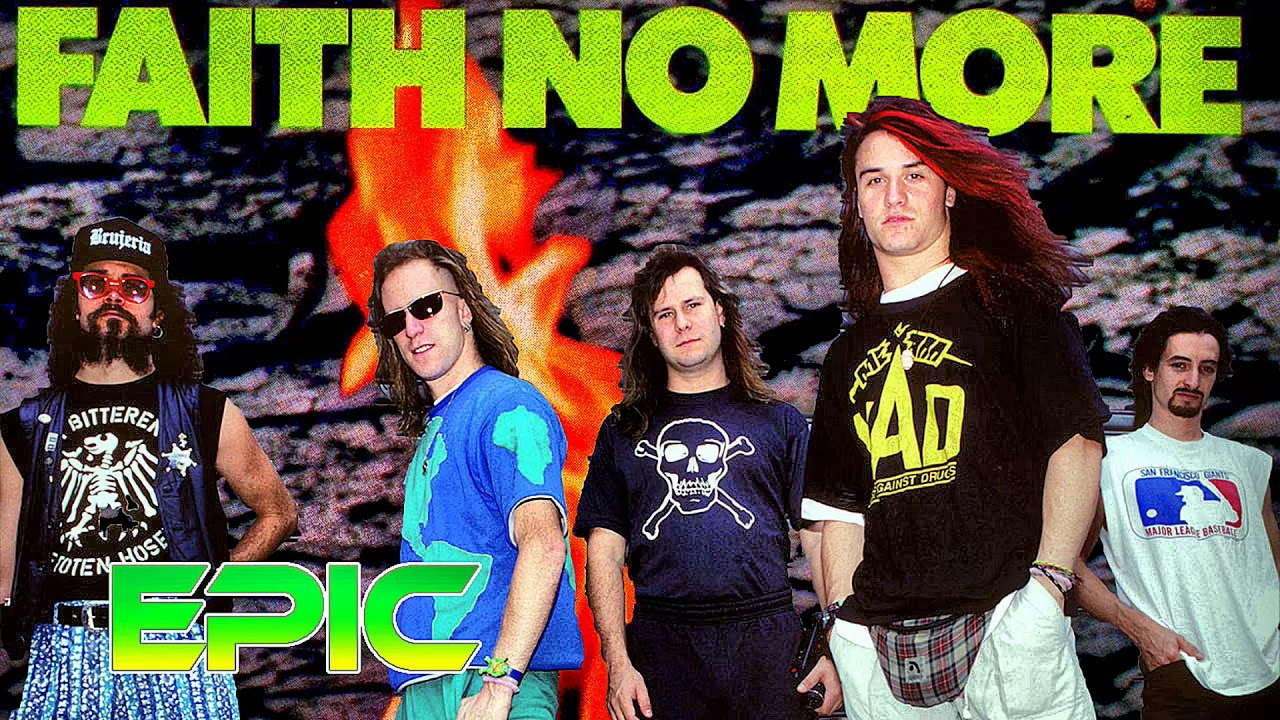 Download Faith No More - Epic - REMASTERED