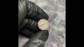 G_RADE Jewelry 지레이드 쥬얼리 [HalfCircle Ring]