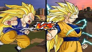 [TAS] DBZ BT3: Goku (GT) Vs. Goku (End) (Enhanced Red Potara) (Request Match)