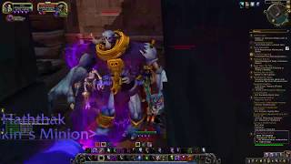 World of Warcraft: Blood Trolls killed my Loa. Need money for Blood Magic Lessons.