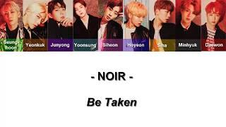 Noir - Be Taken