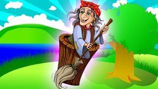 Сказка Баба Яга Костяная Нога. Видео для детей | Мультфильмы для детей | Мультики для малышей