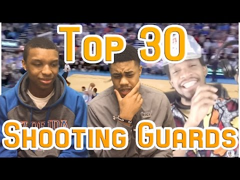 REACTING TO OPRAH SIDEVERSON REACTING TO RANKING EVERY SHOOTING GUARD IN THE NBA!!!