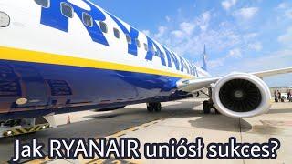 Jak RYANAIR został największą linią w Europie?