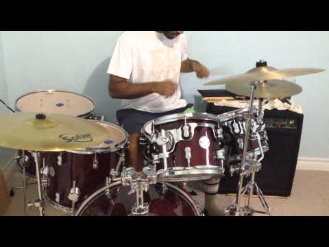 The Reign of Kindo - Till We Make Our Ascent (Drum Cover) mp3