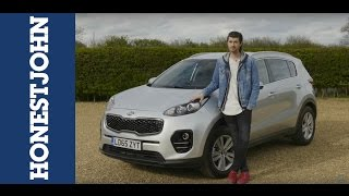 Kia Sportage Review: 10 things you need to know