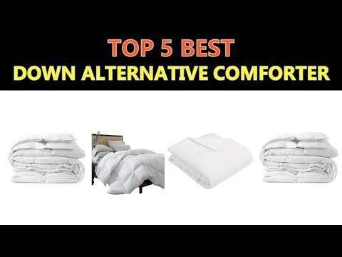 Best Down Alternative Comforter 2019