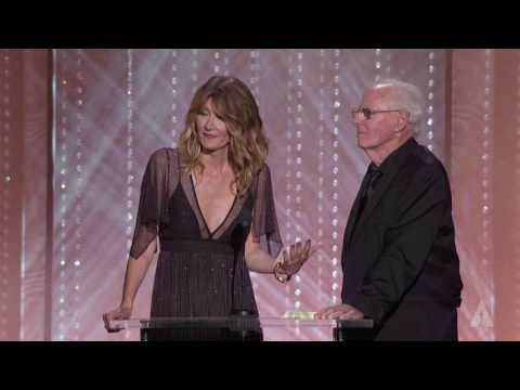 Download Youtube: Bruce and Laura Dern honor Lynn Stalmaster at the 2016 Governors Awards