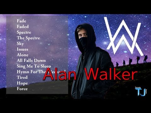 【Alan Walker】Popular songs!