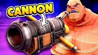 SECRET CANNON IS THE BEST WEAPON! - Gorn VR