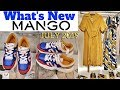 MANGO New Collection JULY 2019 Summer * Ladies Wear * Shoes * Bags