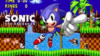 (TAS) Sonic the Hedgehog Genesis (Genesis) in 12:40.50