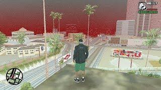 El Misterio Del Cielo Rojo en GTA San Andreas (Resuelto)