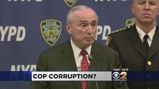 NYPD Corruption Investigation