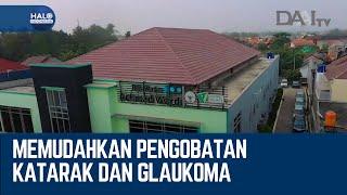 Pemeriksaan Lapang Pandang ( Glaucoma ).
