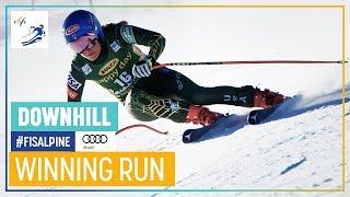 Bulgaria Skiing - Mikaela Shiffrin | Women's Downhill | Bansko | 1st place | FIS Alpine