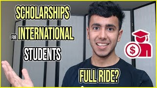 Scholarships for International Students in USA/Canada