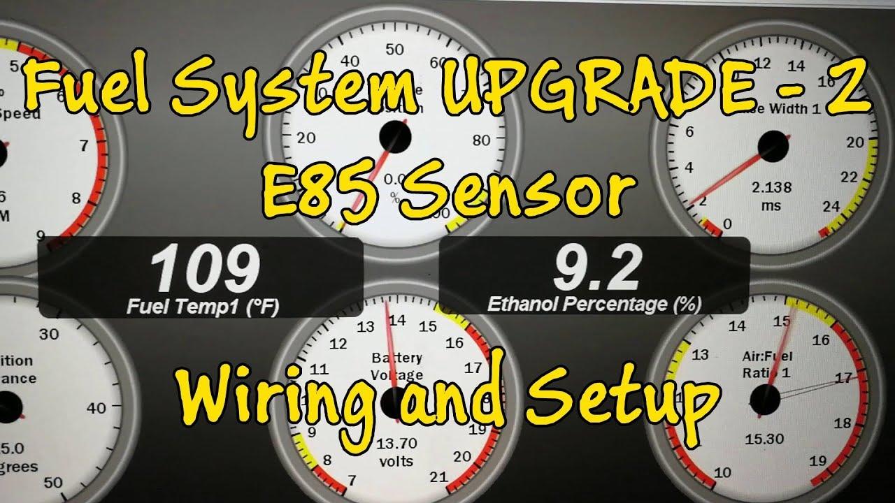 Miata E85 Flex Fuel Sensor Wiring and Setup on bluetooth sensor, ford mass air flow sensor, electric sensor, hall effect current sensor, traction control sensor, flex code, lm741 with temp sensor, hitch sensor,