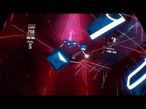 Download Beat Saber - Angel Voices on Expert (S Rank) - One Saber
