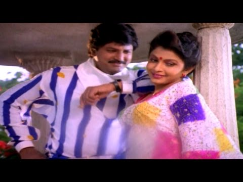 Muddabanthi Puvvulo Full Video Song || Alludugaru Movie || Mohan Babu, Shobana, Ramya Krishnan,