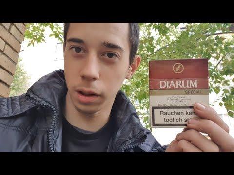 Обзор кретек Djarum Special (Индонезия-Германия)