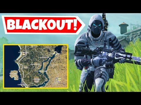PREPARING FOR NEW BLACKOUT MAP IN CALL OF DUTY MOBILE BATTLE ROYALE!