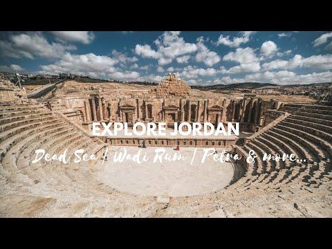 Explore Jordan Tour | 2018 | Dead Sea Jordan | Petra | Wadi Rum | And More