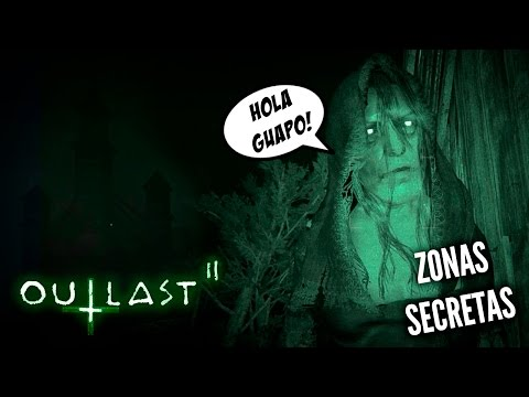ZONAS SECRETAS: LA IGLESIA Y EL GRANERO | OUTLAST 2 II DEMO | Gameplay Español Let's Play