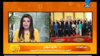 بالفيديو..شوقي: 'بنك المعلومات' بداية في طريق إصلاح التعليم في مصر