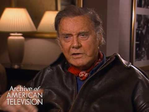 "Cliff Robertson on ""Ford: The Man and the Machine"" - EMMYTVLEGENDS.ORG"