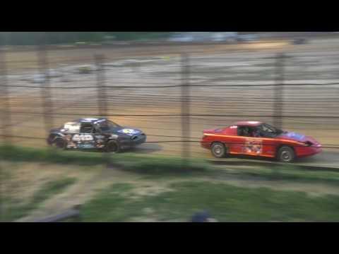 80517 Fayette County Speedway Pro 4 Heat