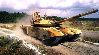 uralvagon zavod t 90ms main battle tank rae 2013 1080p