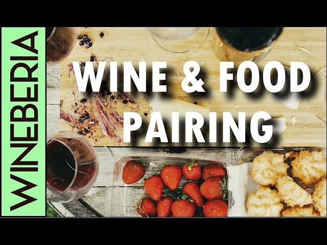 WINE AND FOOD PAIRING | 3 simple tips that you will use today