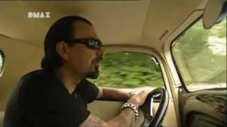 Mikes Garage - Schalthebel für den Camaro