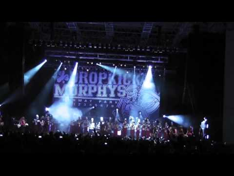 Boston College Marching Band & Dropkick Murphys