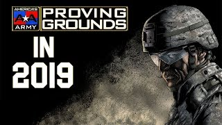America's Army Proving Grounds | in 2019