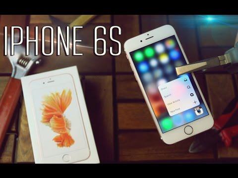 iPhone 6S - Обзор