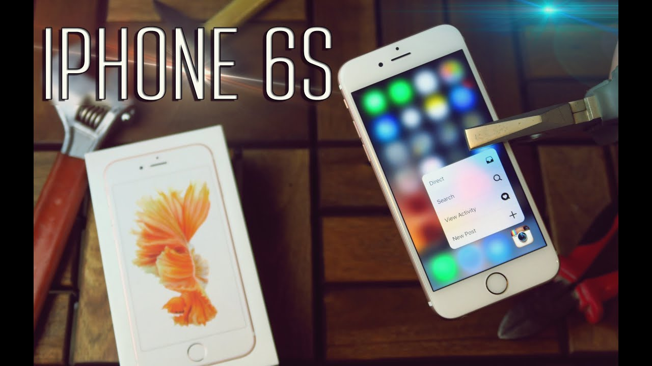 iphone 6s youtube iphone 6s обзор 11515