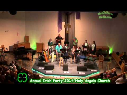 Irish Party 2014 Holy Angels